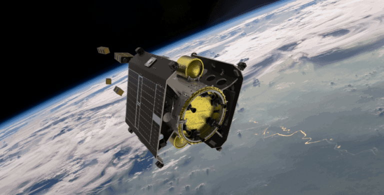 Ion Satellite Carrier